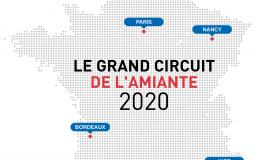 PROTYS, grand circuit de l'amiante 2020